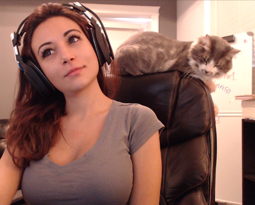 Alinity Scared Of Stalkers Post Animal Abuse Streaming Controversy