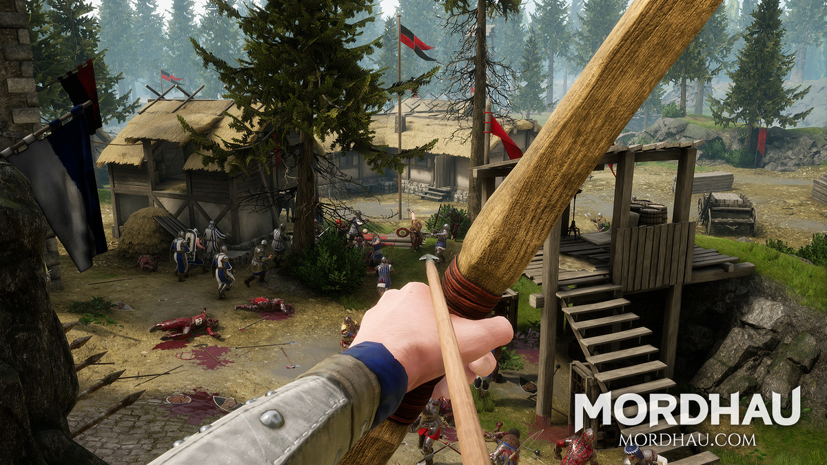 Mordhau Future Update Plans Include New Maps, Ranks And Mods