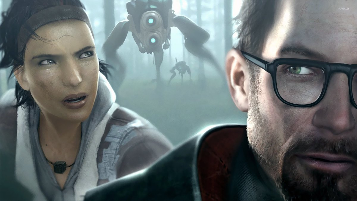 No, Gabe Newell Did Not Tease Half-Life 3