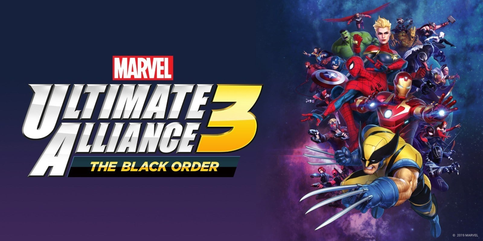 Marvel Ultimate Alliance 3 has 49 DLC Character Slots, Datamining Reveals