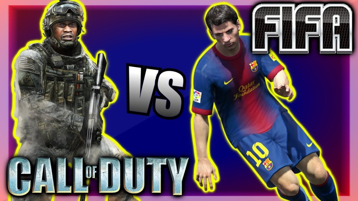 Call of Duty Vs FIFA, Which One is Better? Fans Have Chosen Through a Survey