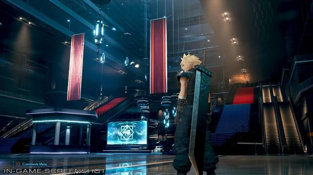 This is How the Shinra Power Plant Will Look in The Final Fantasy VII Remake