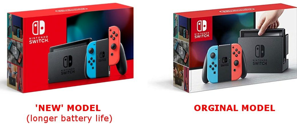 Upgraded Nintendo Switch Model Releases Tomorrow In Hong Kong, What About West?