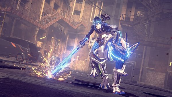 How to Upgrade Weapons in Astral Chain