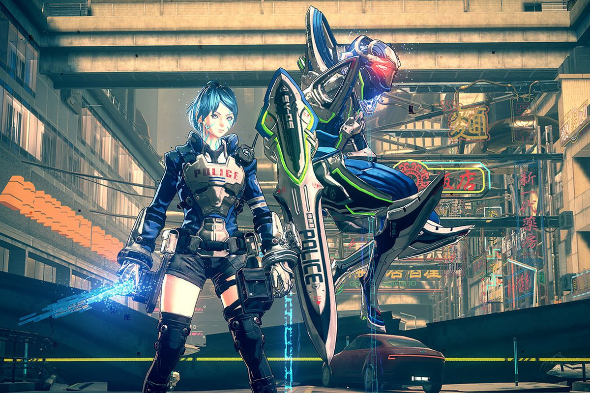 Astral Chain Has Been In Development Far Longer Than You Think