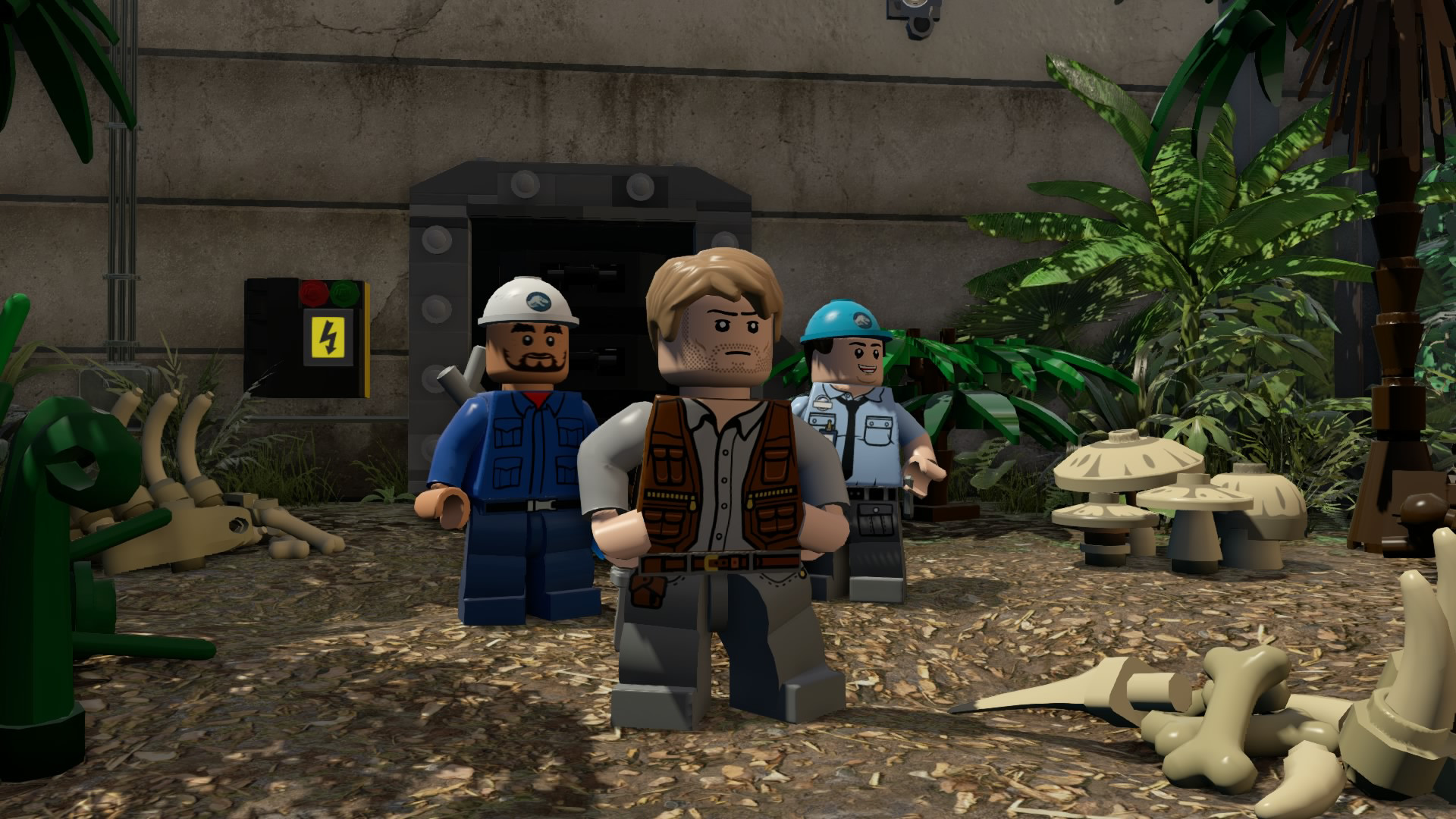 LEGO Jurassic World Coming To Nintendo Switch