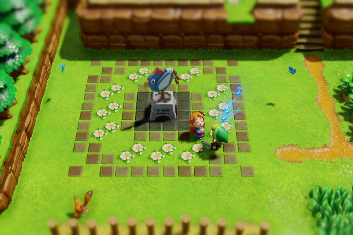 The Legend of Zelda: Link's Awakening Will Take Up 5.8 GB Of Your Switch's Hard Drive