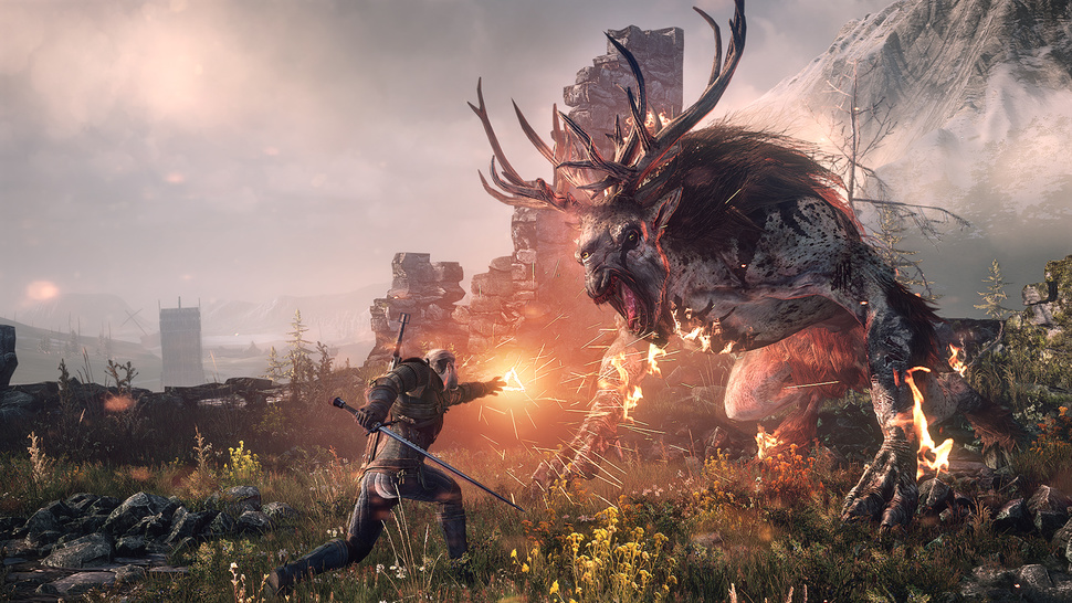 The Witcher 3 Sells More In 2019 Than In 2018