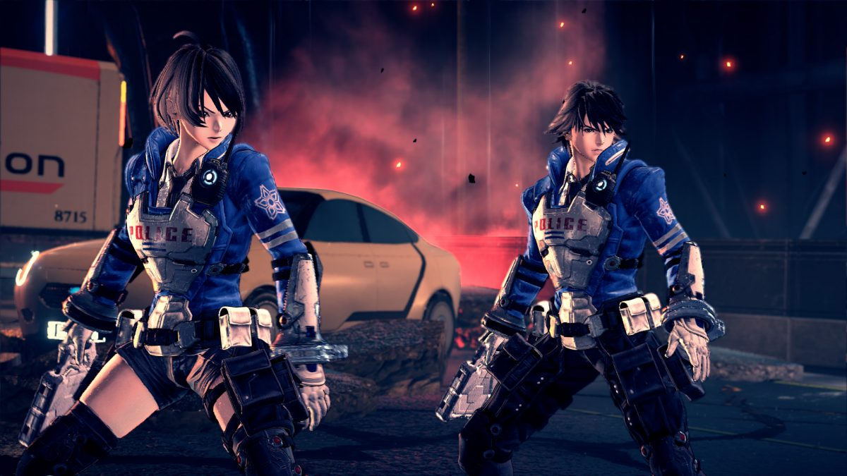 Here's How PlatinumGames Decided On Twin Protagonists In Astral Chain