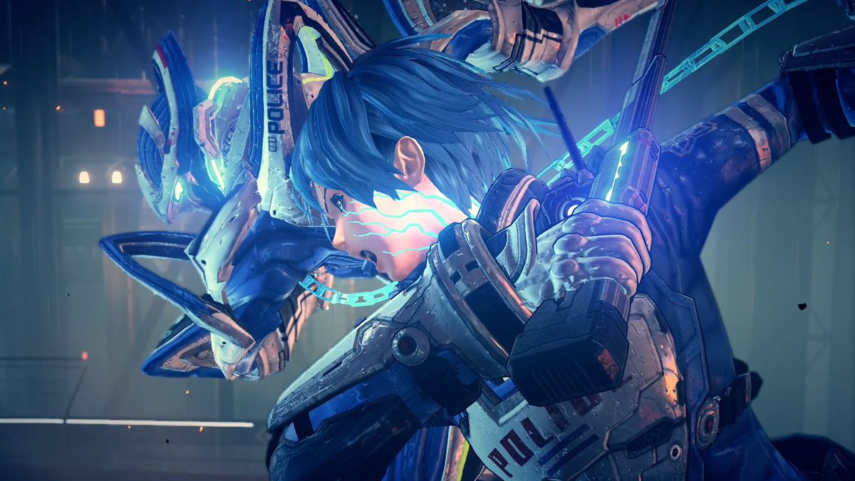 Astral Chain Gene Code | Astral Chain Axe Nemesis Guide