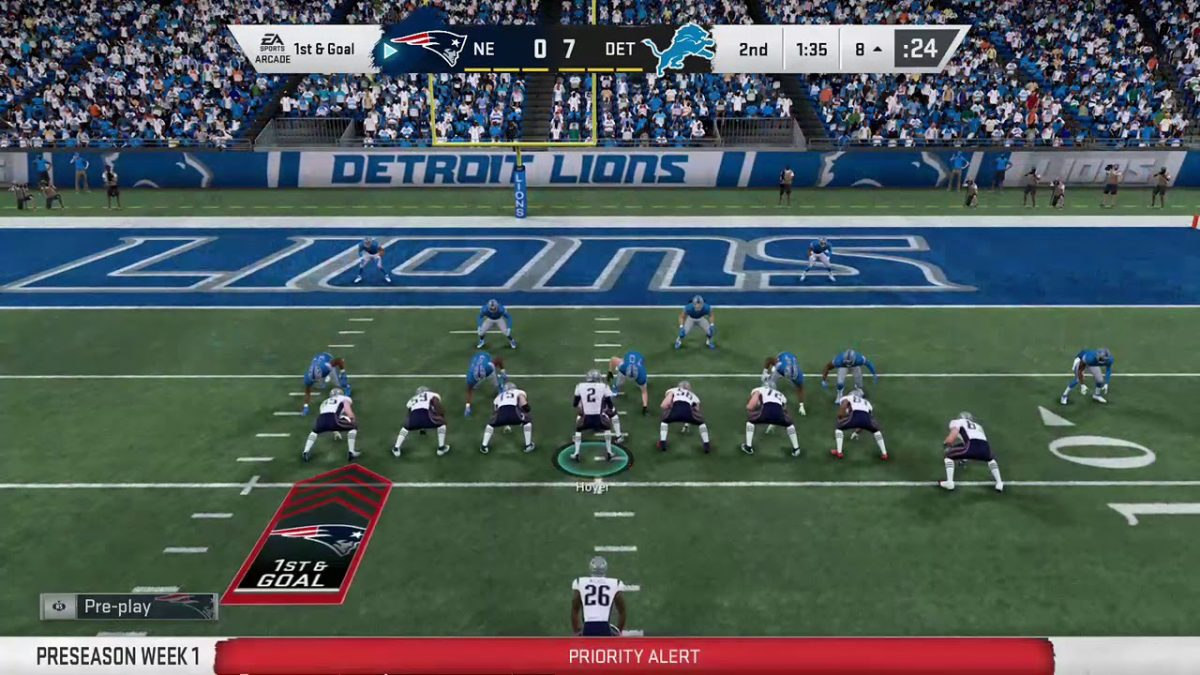 Madden NFL 20 Passing Guide – How to Pass, Types of Passes, Tips