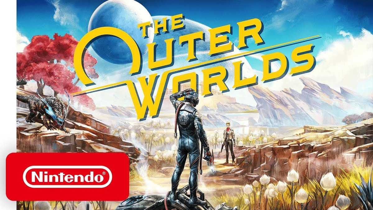 Is The Outer Worlds Also Coming to Nintendo Switch Lite?