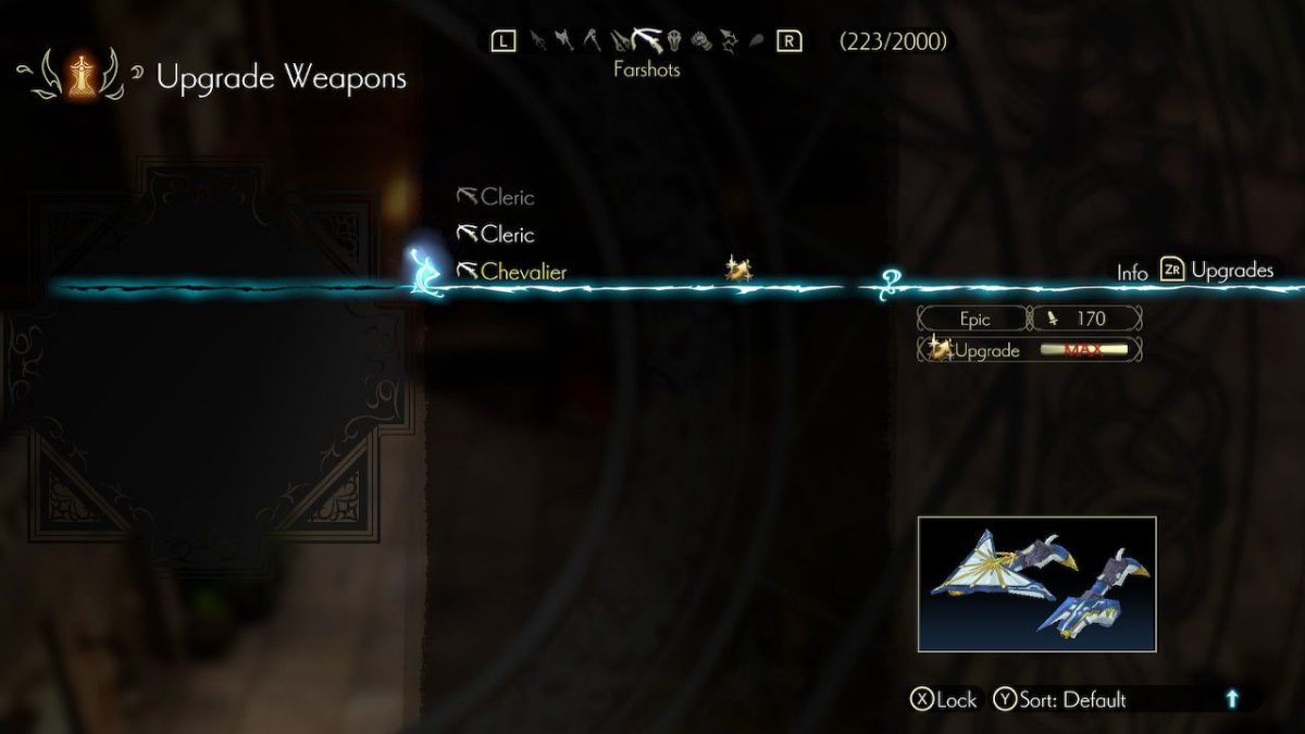 Oninaki Weapon Upgrade Guide – How to Upgrade, Requirements
