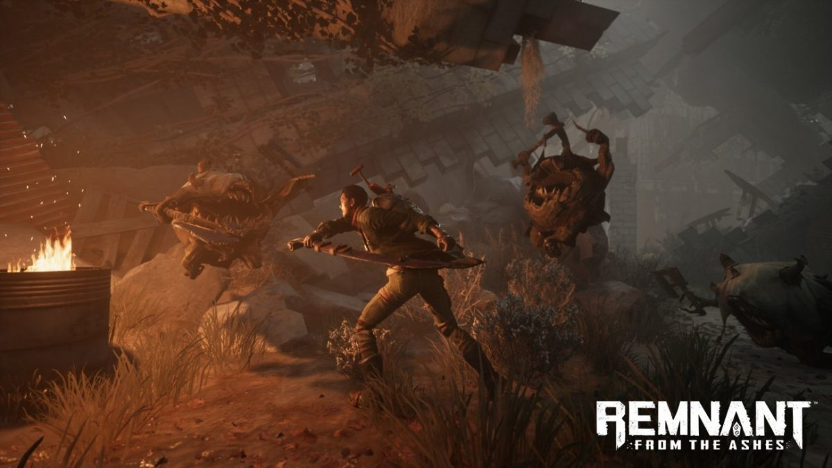 Remnant: From the Ashes Citadel Curse