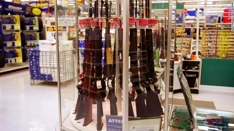 Walmart's Solution To Mass Shootings? Ban Ads For Video Games Not Guns