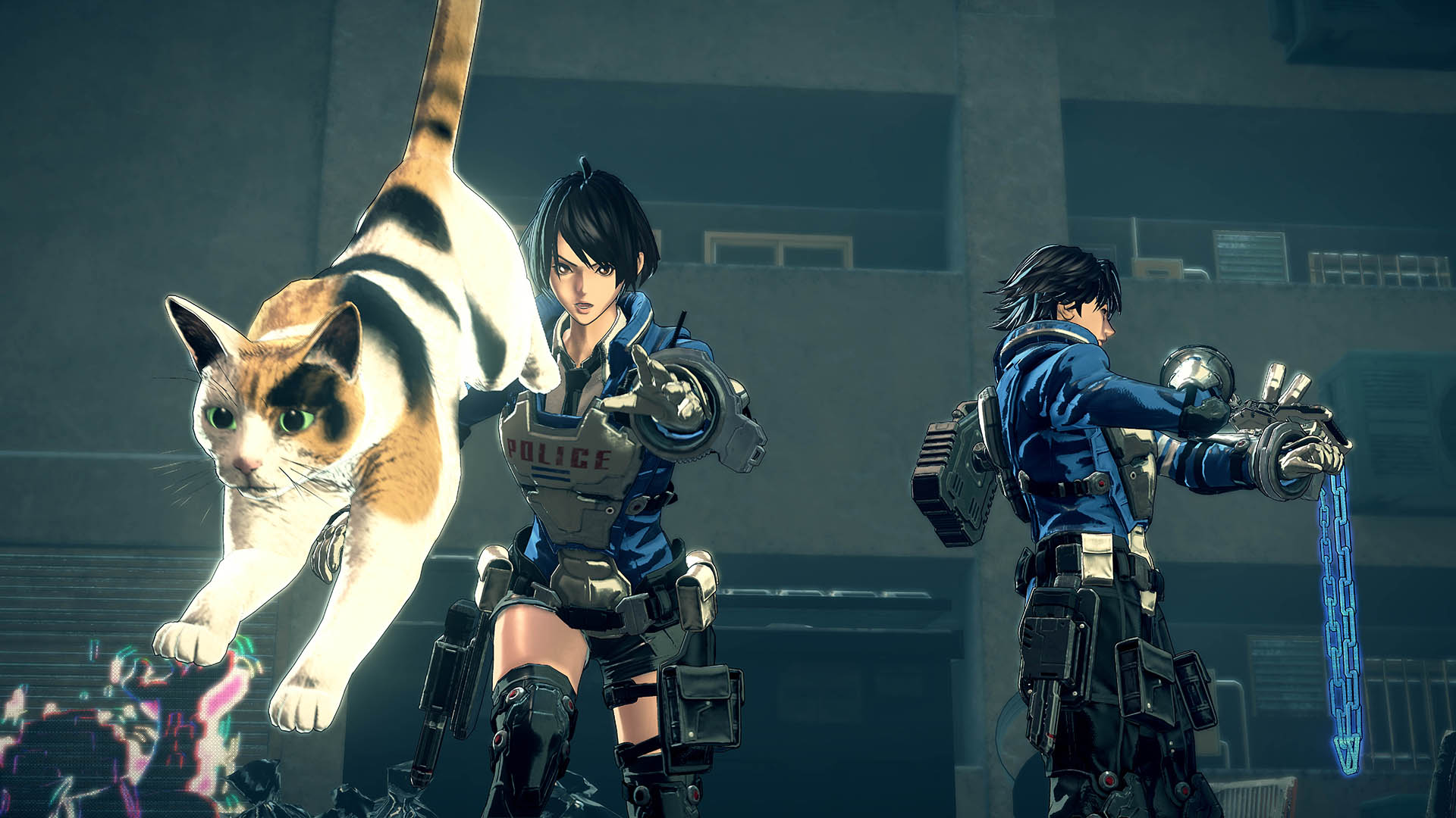 Astral Chain Cats Locations Guide