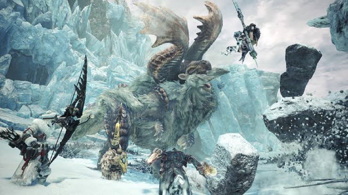 How to Start Monster Hunter: World Iceborne