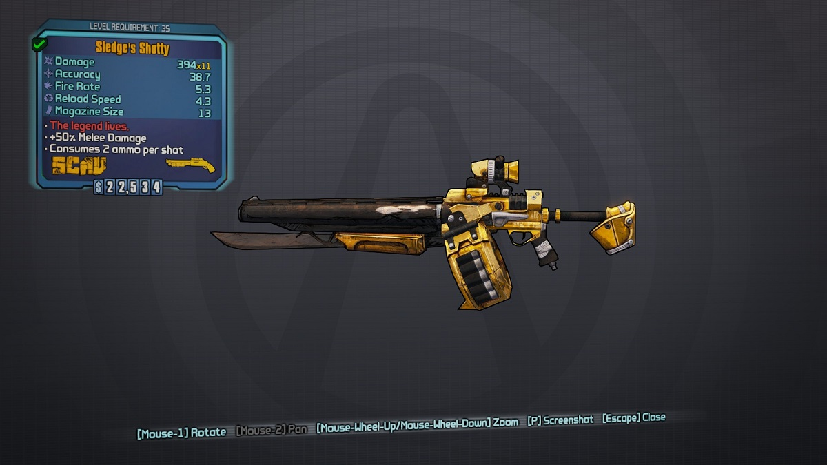 Borderlands 3 Legendary Weapons Guide – Legendary Effects, Red Text