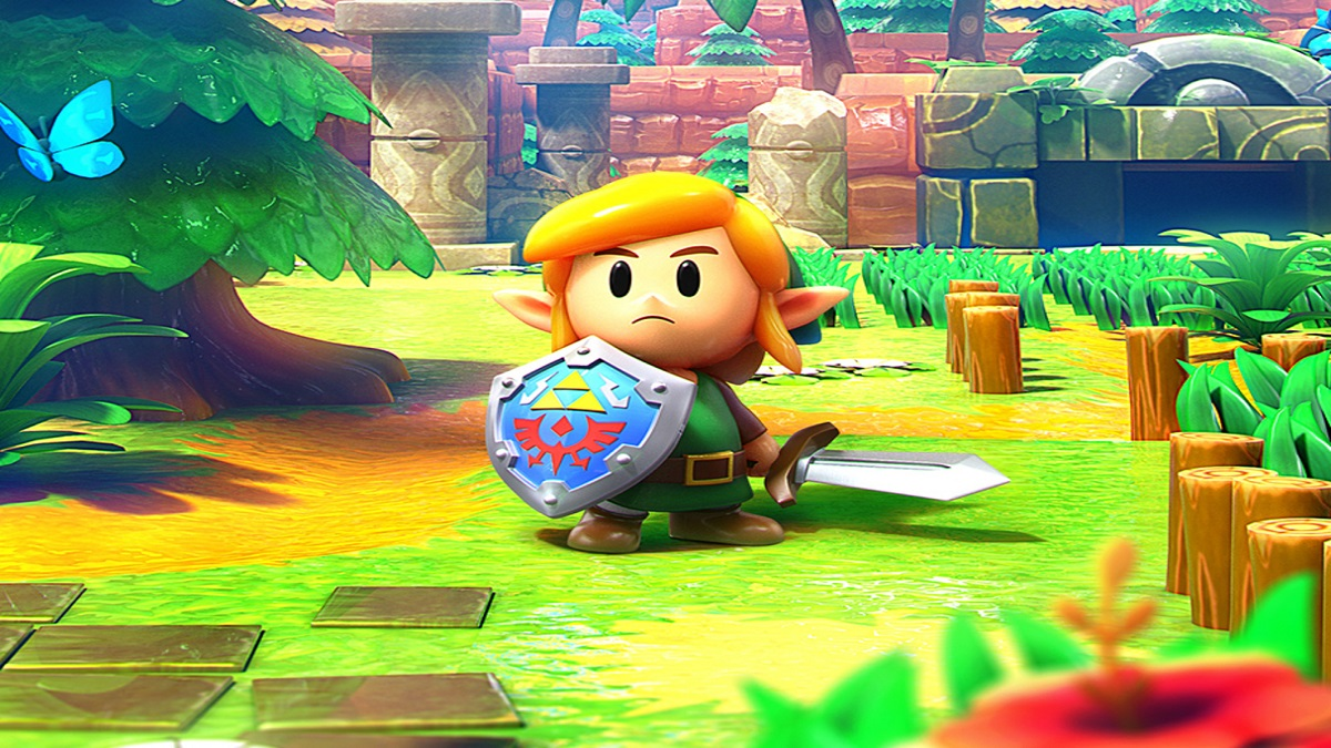 How to Get Your Sword and Shield in Zelda: Link's Awakening