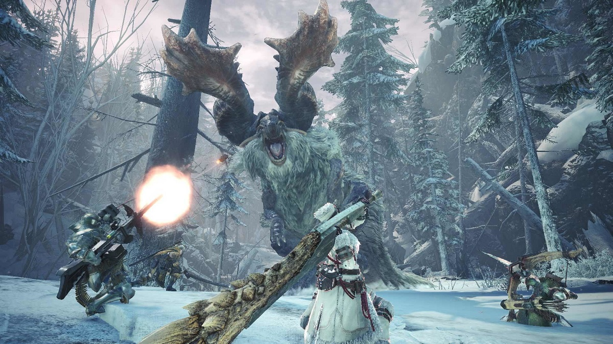 Monster Hunter: World Iceborne Monsters Locations Guide