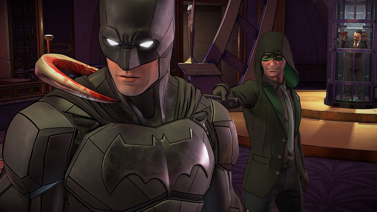 Batman: The Enemy Within Episode 1 Now Free In Microsoft Store For PC