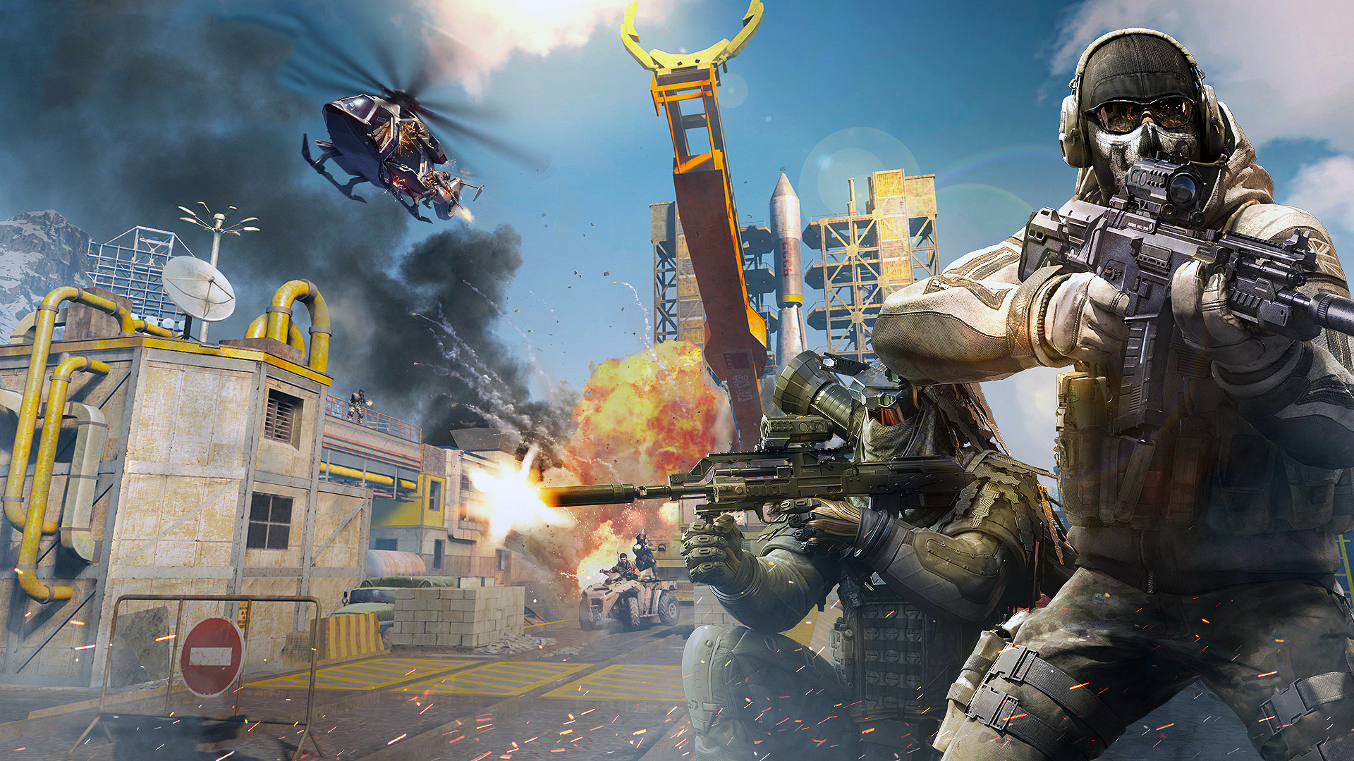 China Sets 16 Million Pre-Registrations For Call Of Duty: Mobile
