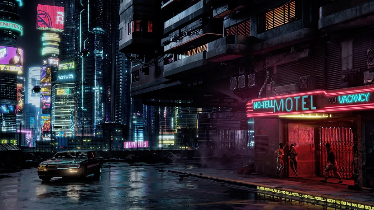Night City Photographs Show Off The Beauty Of Cyberpunk 2077's Primary Setting