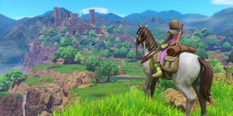 Dragon Quest XI S Is Closer To A Remake Than Just A Simple Port