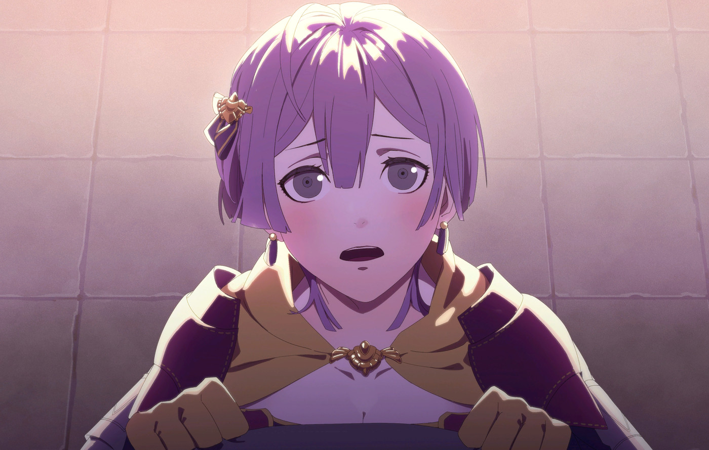 "Fire Emblem: Three Houses Cuts Out ""Submissive Wife"" Bernadetta"
