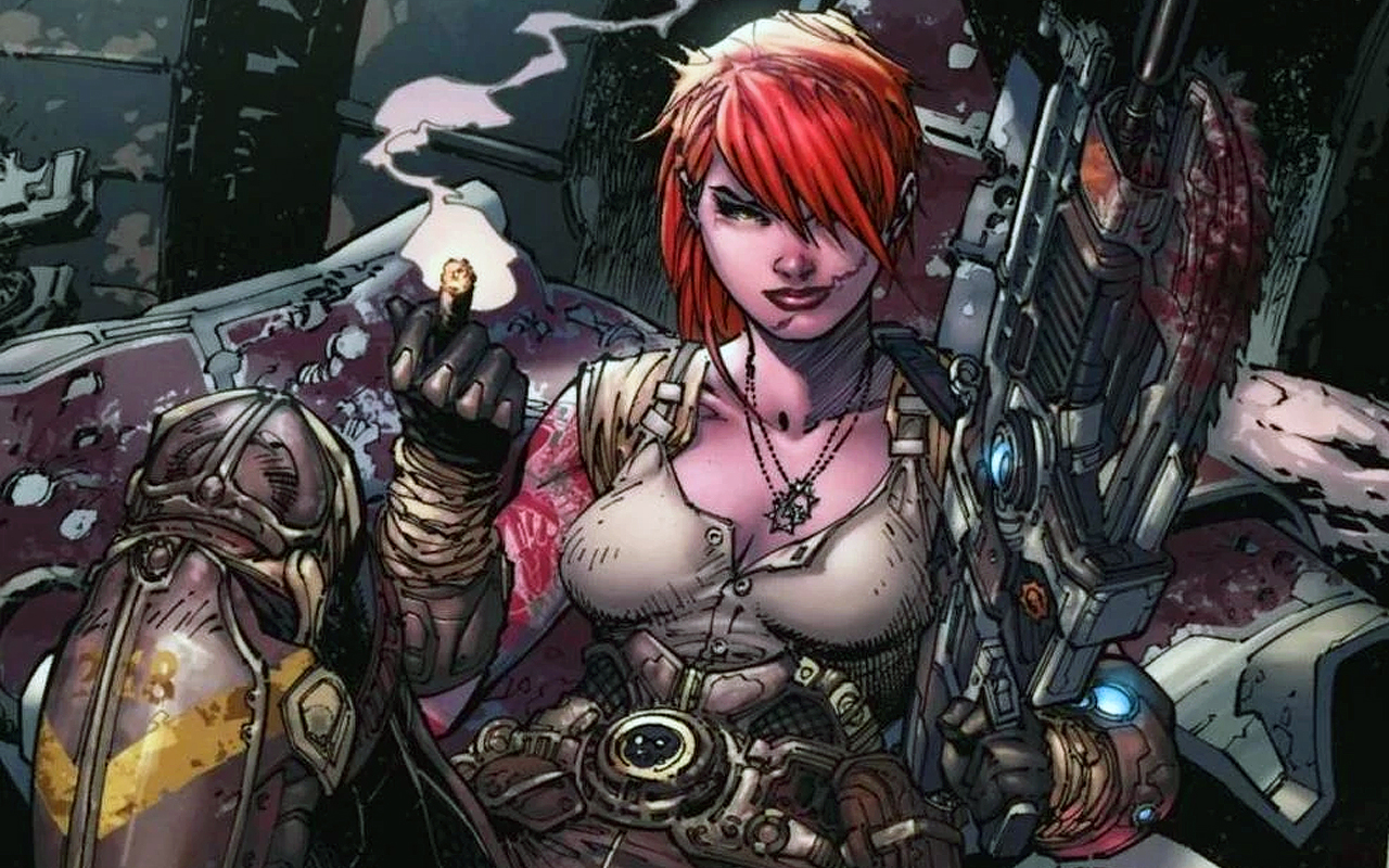 Alex Brand Will Return For Gears 5, But Not At Launch