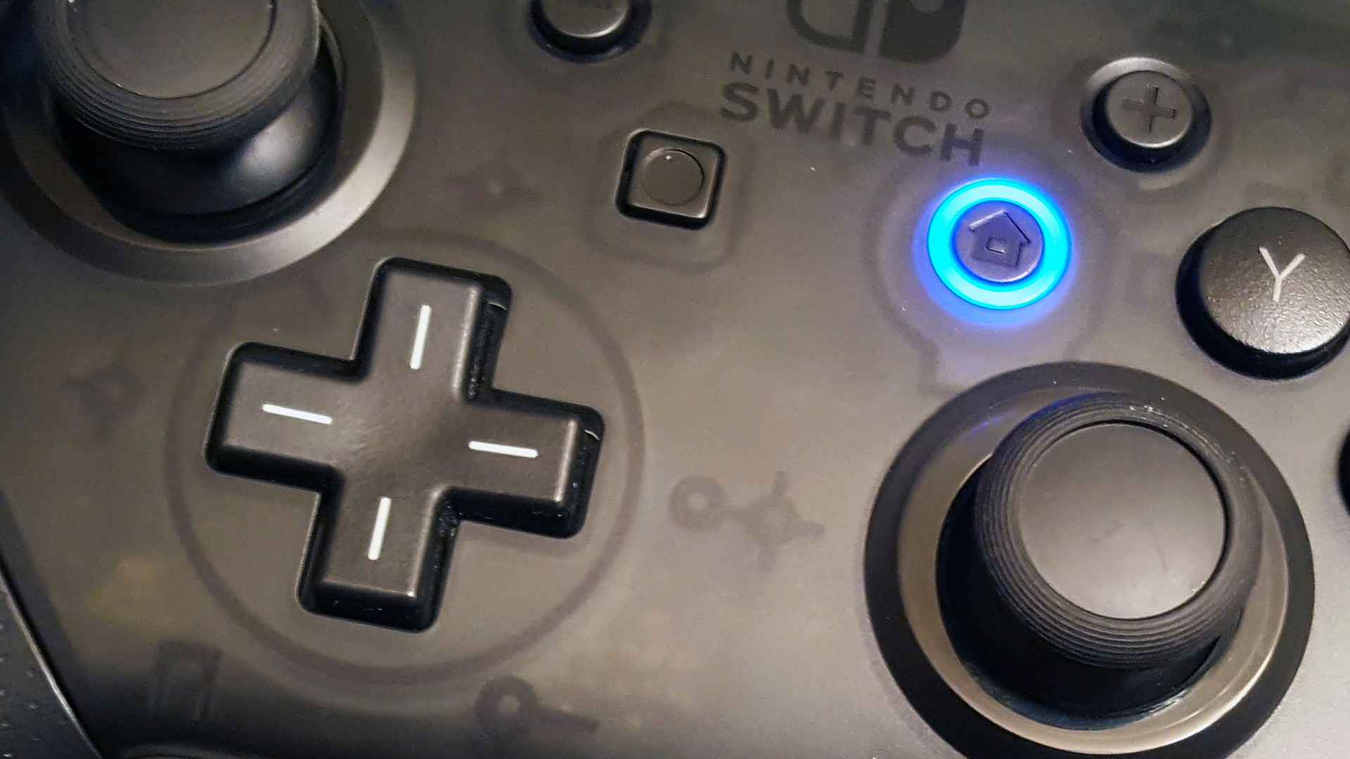 Nintendo Switch Update Lights Up The Home Button LED