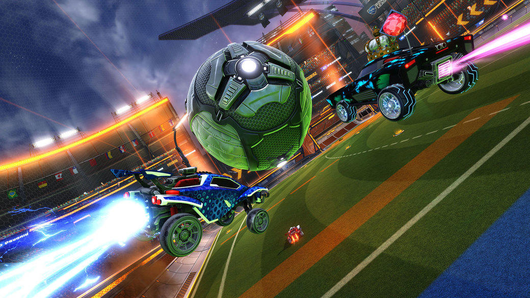 Olympic Committee Prepares Rocket League And Street Fighter V Esports Tournaments