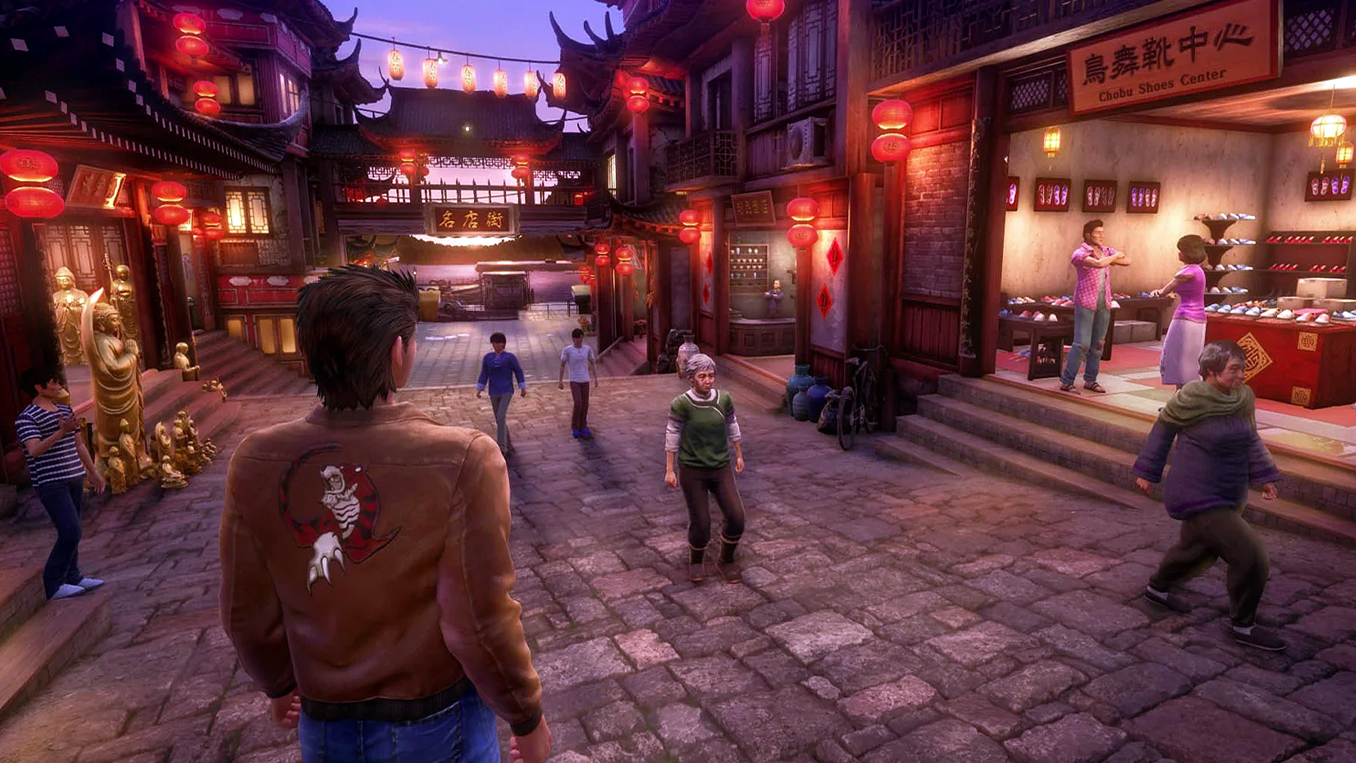 Shenmue 3 Director Shares DLC Details, Confirms Story Expansions