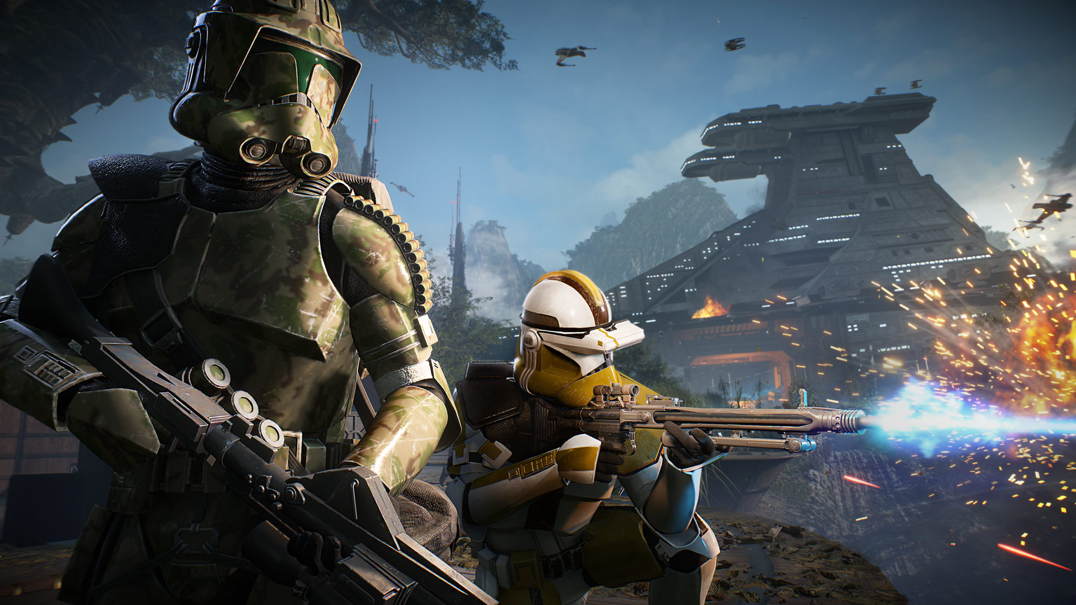 EA Quietly Shelves Star Wars: Battlefront 3 For Now