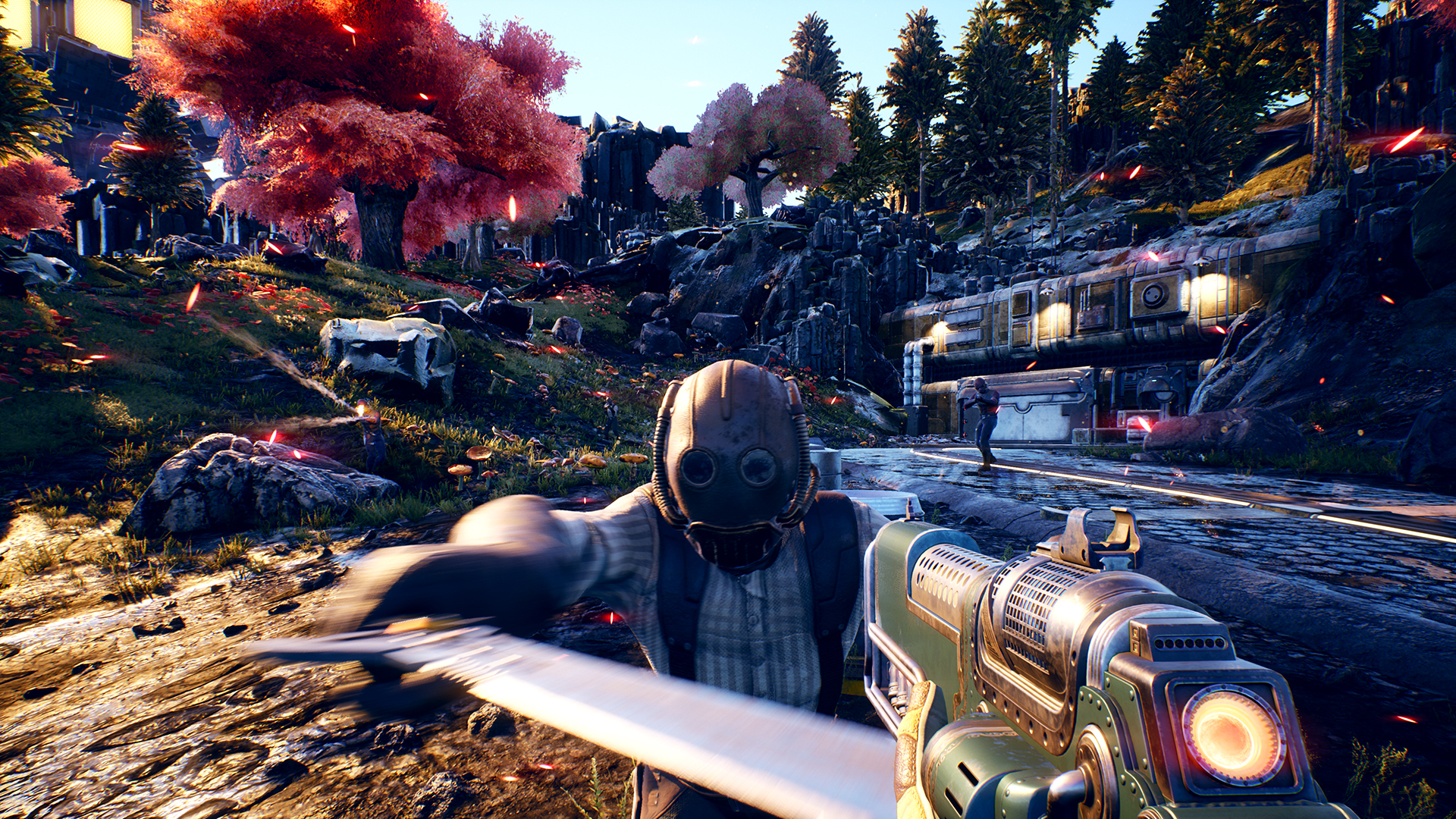 The Outer Worlds Shows Off At The Tokyo Game Show 2019 With New Extensive Gameplay