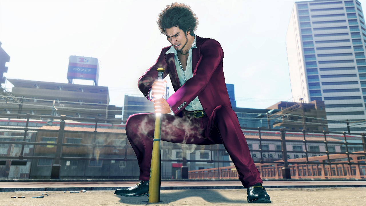 Yakuza: Like a Dragon Unveils New Images And Details About The Battle System