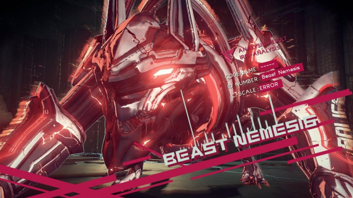 Astral Chain File 5 Walkthrough Guide – Defeating the Beast Nemesis, Beast Legion