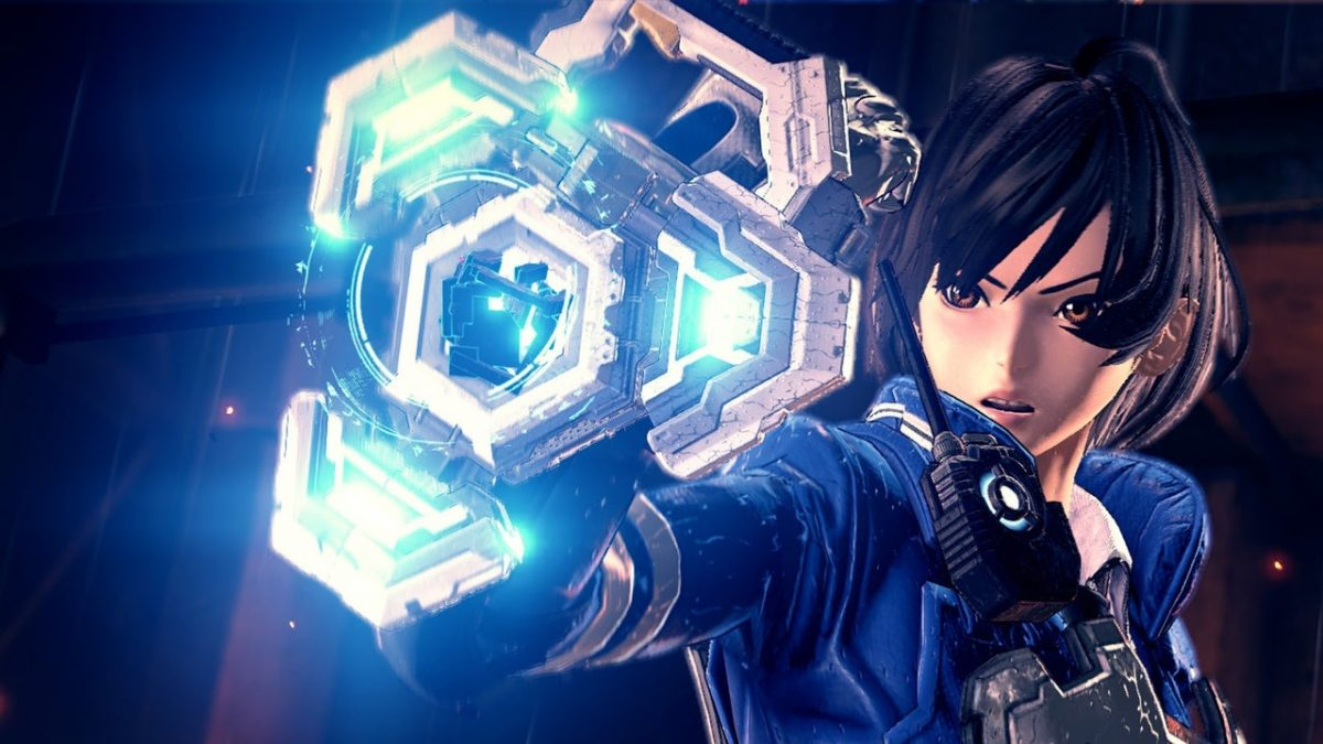 S+ Rank in Astral Chain