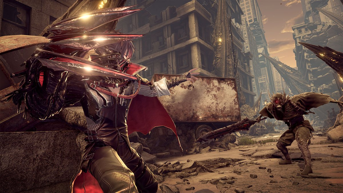 Code Vein Blood Veils