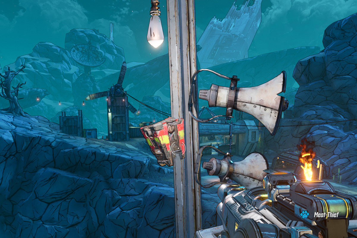 Borderlands 3 Ascension Bluff Challenges Guide – Collectibles Locations, Where to Find