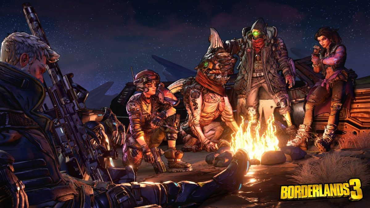 Borderlands 3 Co-Op Guide
