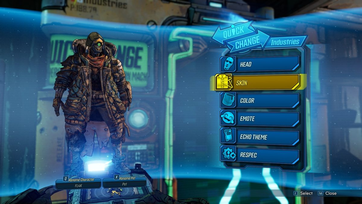 Borderlands 3 Respec Guide – How to Reset Your Skill Points
