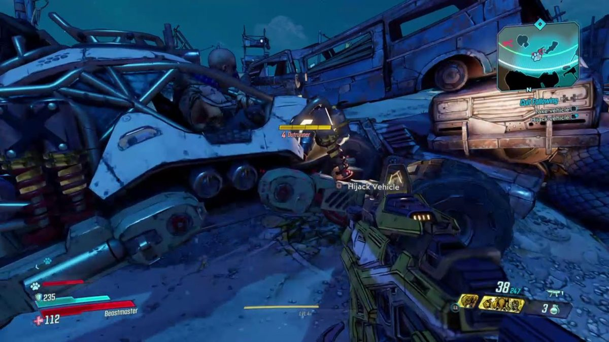 Borderlands 3 Vehicles Guide – Vehicle Locations, Upgrading Vehicles