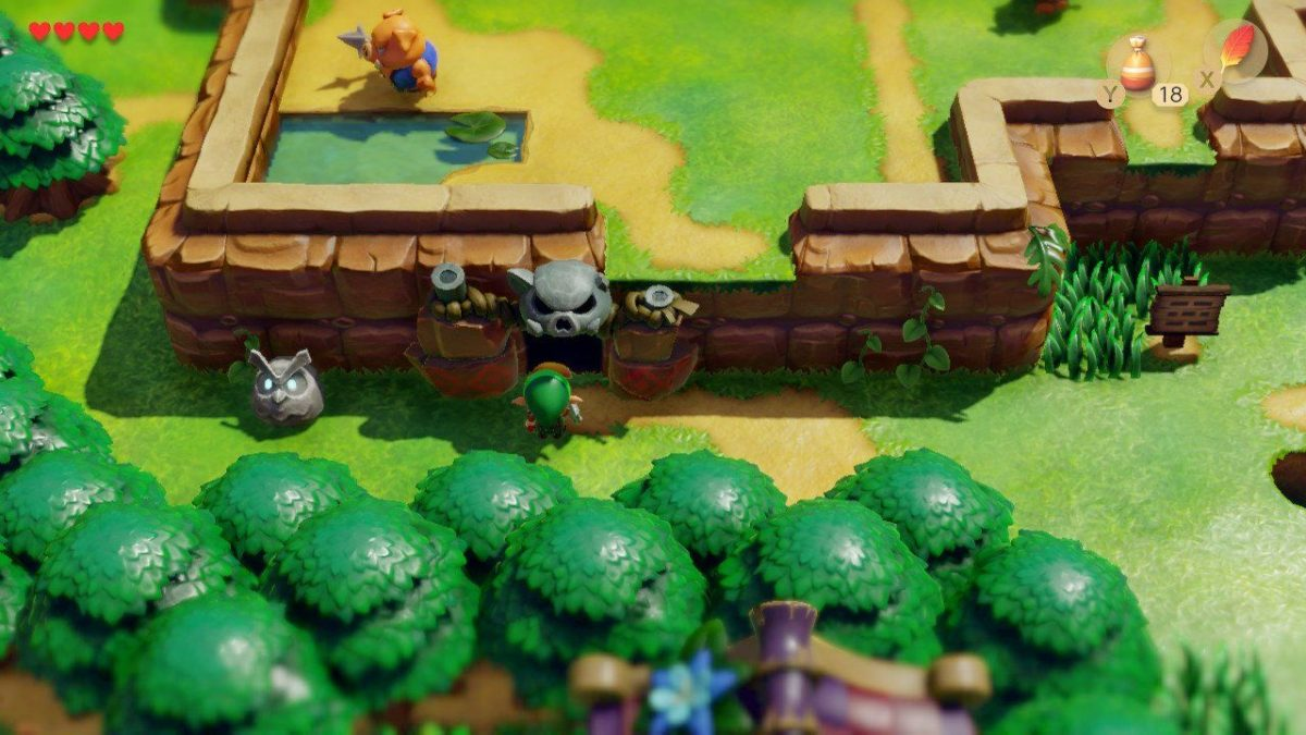 Zelda: Link's Awakening BowWoW Guide – How to Rescue BowWoW, Completing Tal Tal Heights