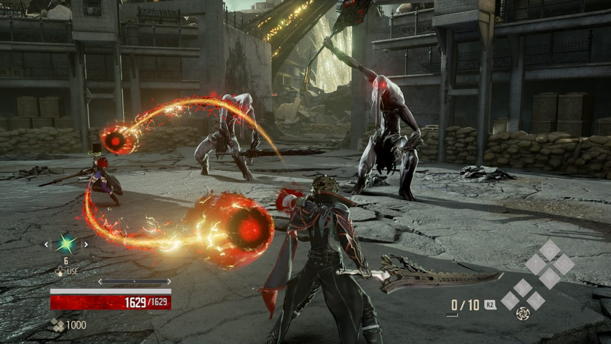 Code Vein Weapons Locations, Best Weapons, Stats and Tips