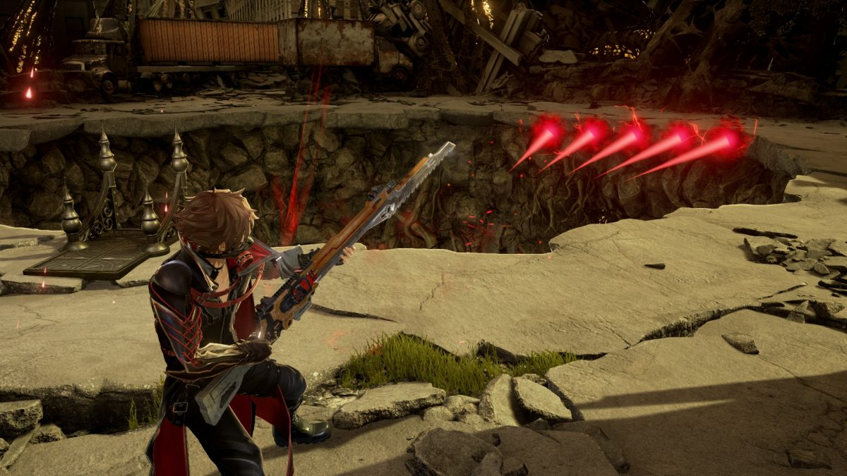 How to Access DLC Items in Code Vein