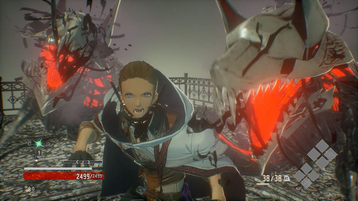 How to Parry in Code Vein
