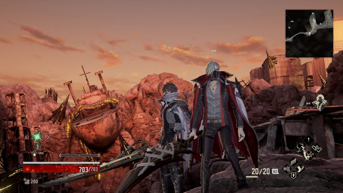 Code Vein Vestiges Locations Guide – How to Restore Gifts and Blood Codes