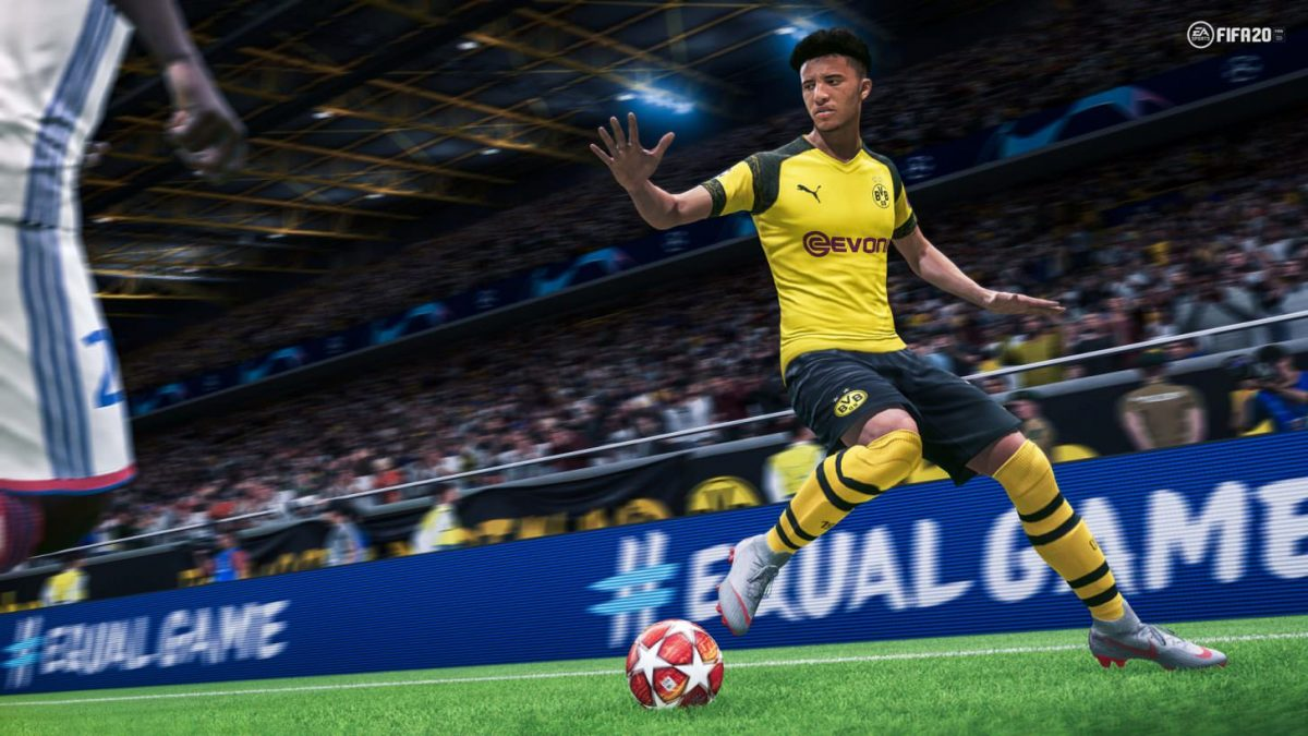 FIFA 20 Offense Controls Guide
