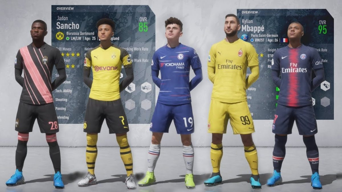 Fifa 20 Best Young Players Wonderkids And Hidden Gems Guide